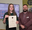 Year 10 Charlotte wins physicist award