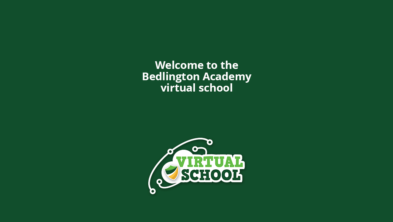 Virtual school welcome